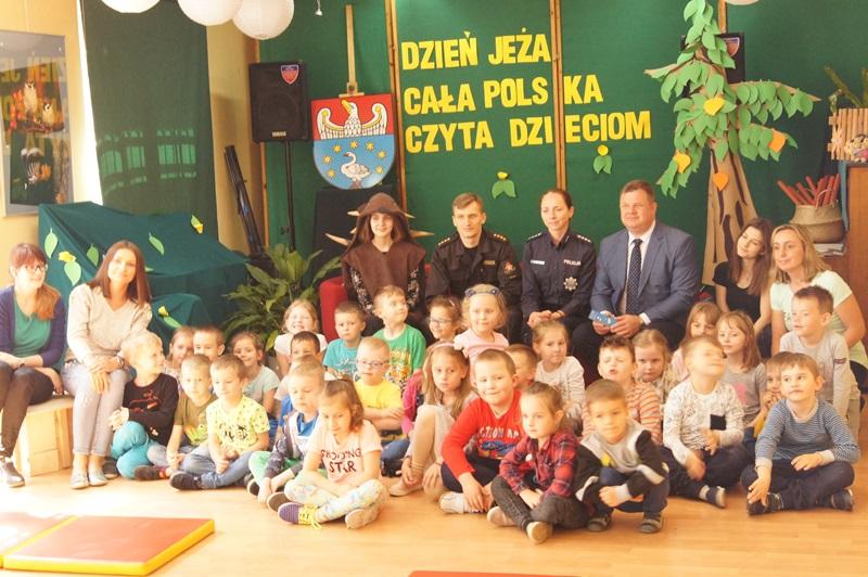 """Zdjęcia z """"Dzień Jeża"""" Cała Polska Czyta Dzieciom 16"""