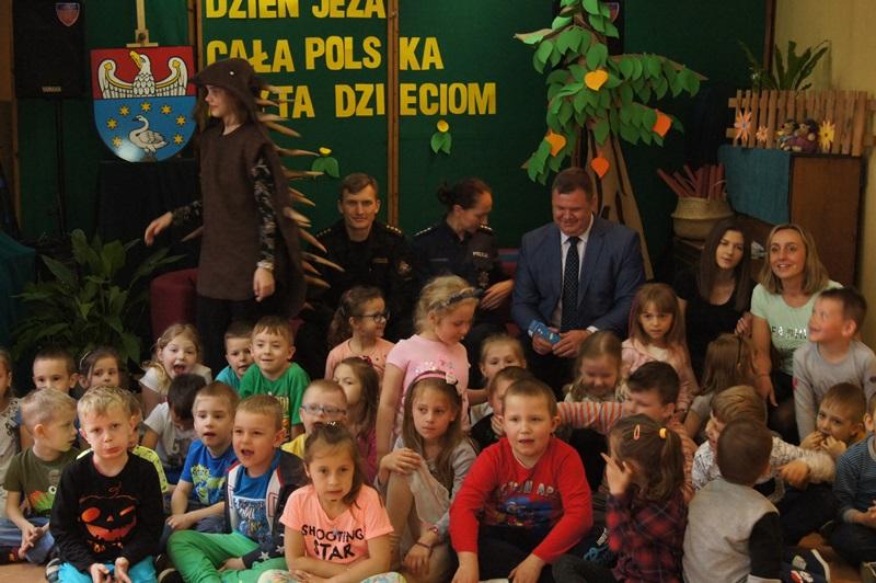 """Zdjęcia z """"Dzień Jeża"""" Cała Polska Czyta Dzieciom 17"""