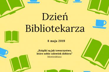Dzień Bibliotekarza wPowiatowej Bibliotece Publicznej wKępnie