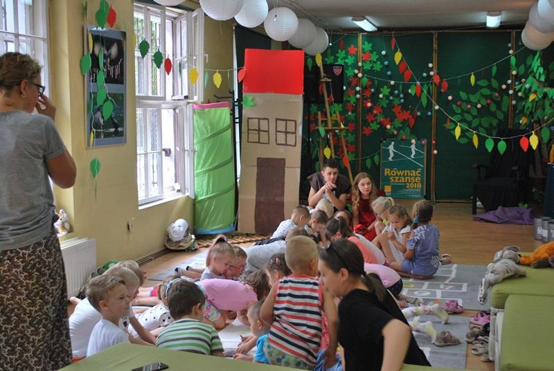 Bajki dla dzieci w Strefie Młodych