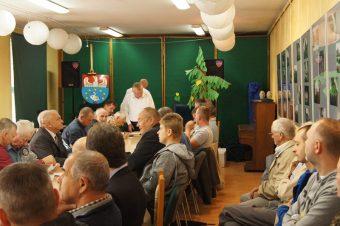 Zebranie ogólne Powiatowego Koła Pszczelarzy wPowiatowej Bibliotece Publicznej wKępnie