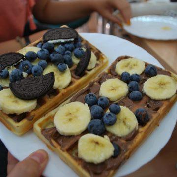 Słodkości idesery wStrefie Młodych