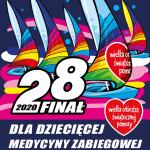 28 fimał WOŚP plakat