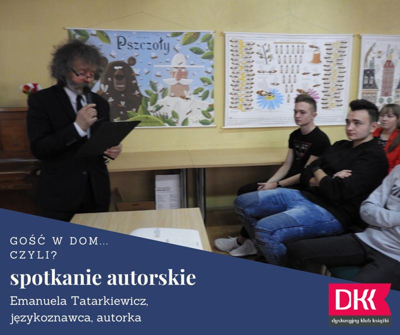 spotkanie autorskie z Emanuela Tatarkiewicz 03
