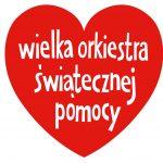 Logo WOŚP serce