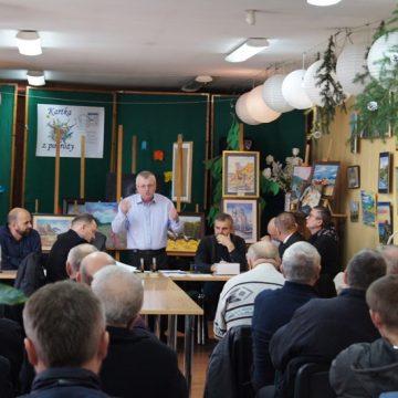Zebranie ogólne Powiatowego Koła Pszczelarzy wKępnie