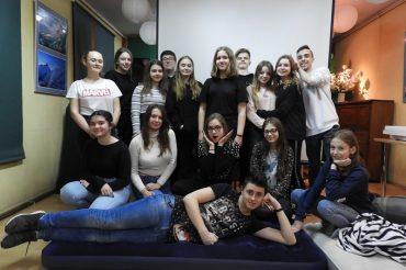 Młodzieżowa noc wbibliotece