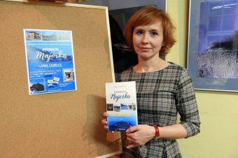 """""""Niebanalna Majorka"""" – spotkanie autorskie zEwą Sawicką"""
