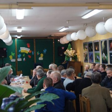 Zebranie ogólne Powiatowego Koła Pszczelarzy wKępnie – sprawozdawcze