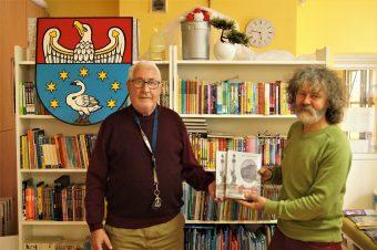 Przekazanie książek dobiblioteki