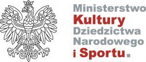 Logo Ministerstwa Kultury, Dziedzictwa Narodowego i Sportu